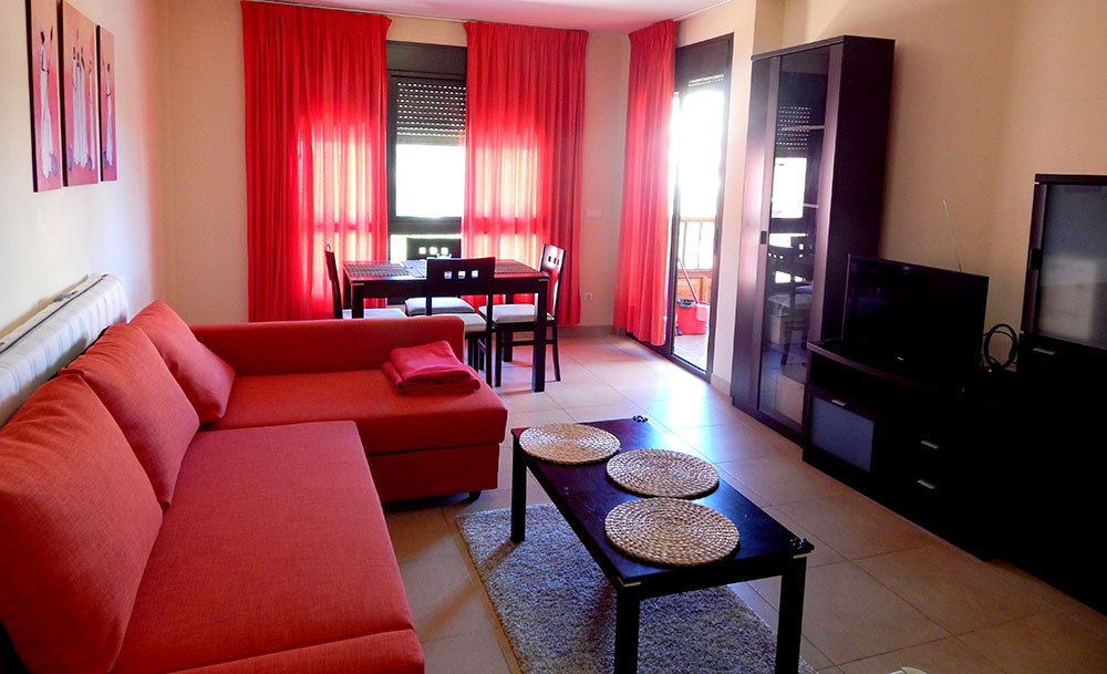 Apartament El Mocan – Red