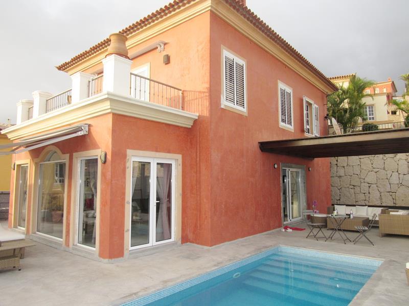 Villa Chayofa Teneryfa