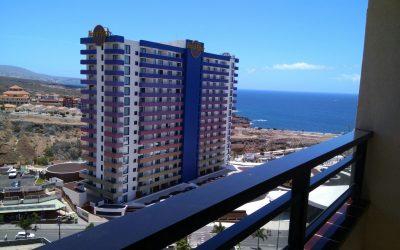 Playa Paraiso Teneryfa
