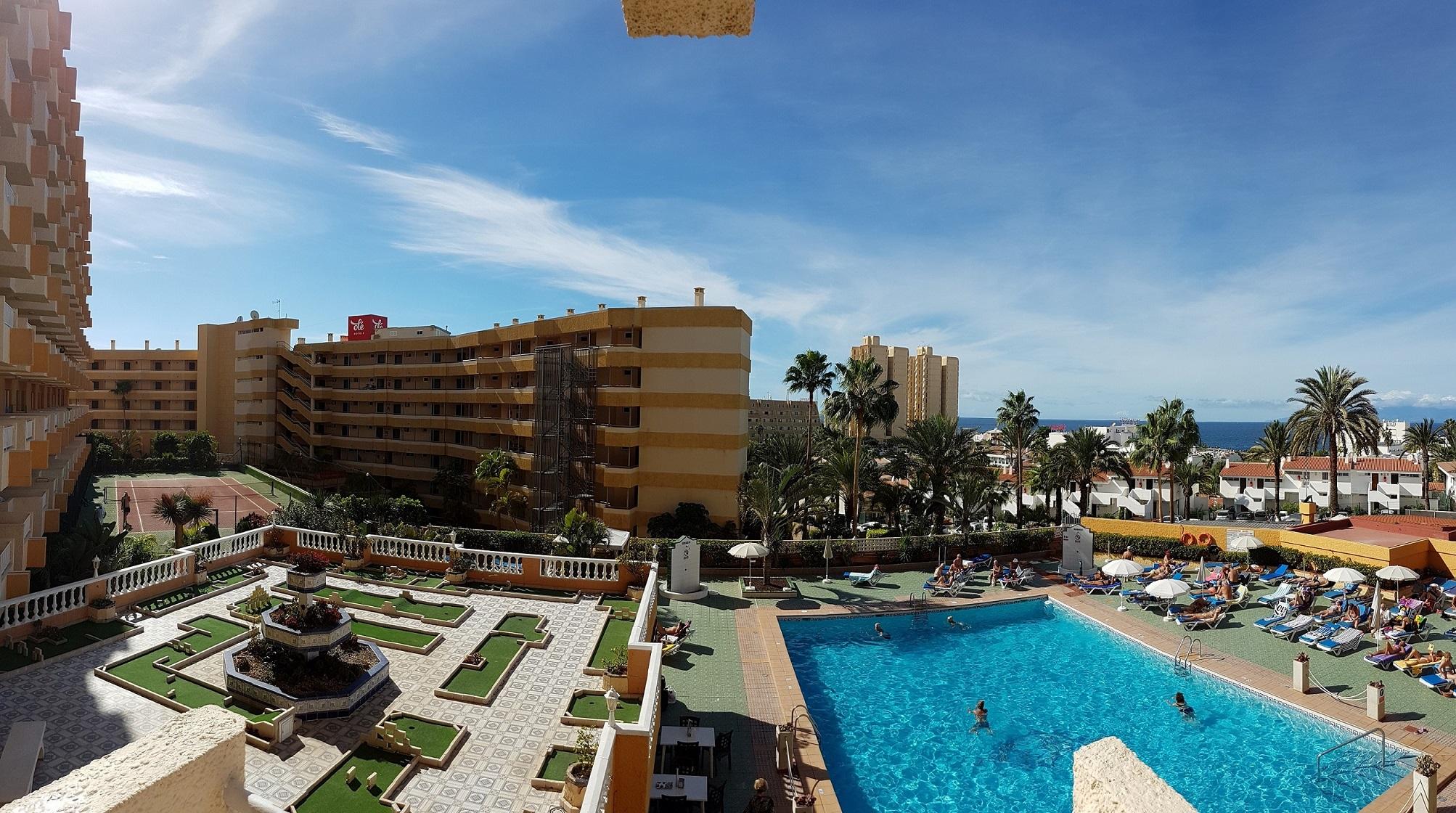 Playa De Las Americas Teneryfa