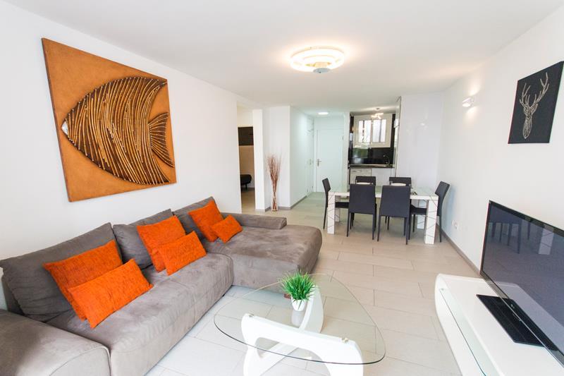 Apartament Parque Santiago 1